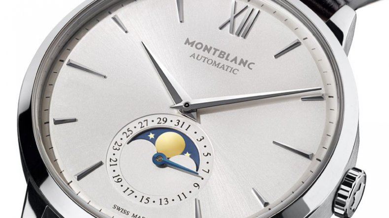 Best Quality Montblanc Star Twin Moonphase Automatic Replica Watch REF.110642