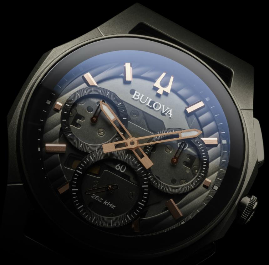 Bulova CURV Watch