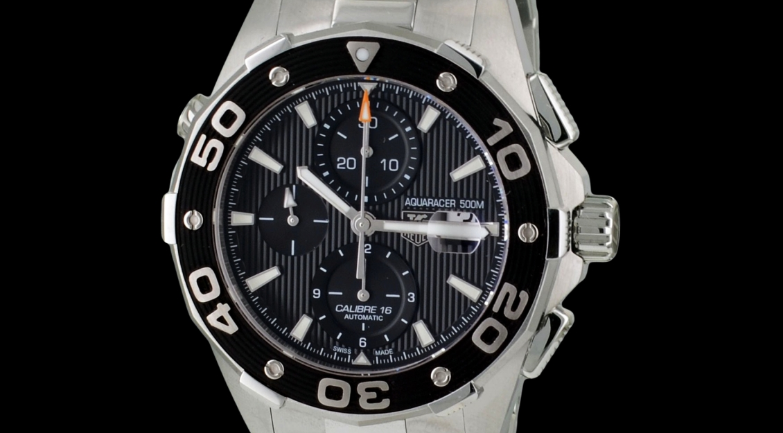 Tag Heuer Aquaracer 500M Caliber 16 Automatic