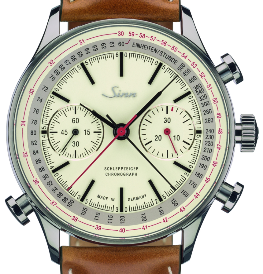 Sinn 910 Anniversary Split-Seconds Chronograph Watch Watch Releases