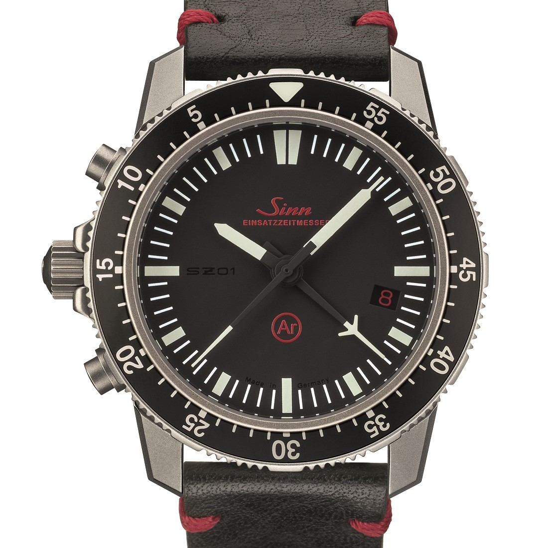Sinn EZM 1.1 Mission Timer Limited Edition Watch Watch Releases