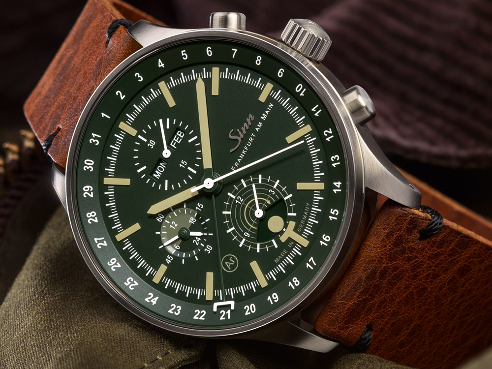 Sinn Hunting Watch 3006 Watch Releases