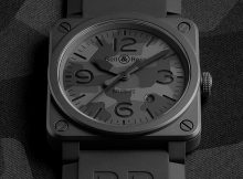 Bell & Ross BR 03-92 Black Camo Watch Watch Releases