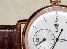 Bell & Ross WW1 Regulateur Pink Gold Watch Hands-On Hands-On