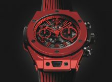 Hublot Big Bang UNICO Red Magic Ceramic Watch Watch Releases